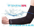 2 Pair Cooling Arm Sleeves Sun UV Protective Basketball Cycling Sport Armband