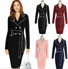 New Windbreaker Slim Dress Long Sleeve Double-breasted Bodycon Shirt With Belt