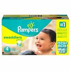 Pampers, Swaddlers Diapers, Newborn Size 1 2 3 4 5 6 - PICK ANY SIZE &amp; QUANTITY <br/> FREE SHIP | BEST PRICES ON EBAY | MOST POPULAR DIAPER