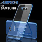 Galaxy S8 / S8 Plus Soft TPU Jelly Gel Case Cover For Samsung S7 / Edge