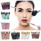 Hot 20Pcs Makeup Brushes Set Powder Foundation Eyeshadow Eyeliner Lip Brush Tool