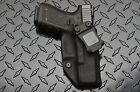 KYDEX CONCEALMENT IWB MID CUT WITH ADJUSTABLE CANT  HOLSTER  Kydex .060.