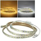 "(11,99€/m)10m Led Stripe 230V dimmbar ""Ultra-Bright"" SMD Licht-Streifen flexibel"
