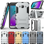Heavy Duty Hybrid Rubber Stand Phone Case Cover For Samsung Galaxy On5 / G5500