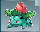 IVYSAUR SPRITE POKEMON Vinyl Decal #1 PICK A SIZE! Car Laptop Sticker
