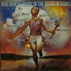 Various 80s Pop(Vinyl LP)The Offical Music Of 1984 Games-CBS-CBS 26048-Ex-/Ex