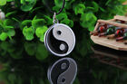 Riot Cosplay Japanese Anime Naruto bagua taiji Jewelry Alloy Drip Necklace Gift