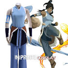 The Legend of Korra Korra Cosplay Costume Full Set