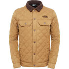 North Face Sherpa Thermoball Mens Jacket Synthetic Fill - Dijon Brown All Sizes