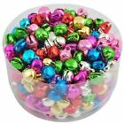 100/500/1000 Jingle Bells Xmas Charms Jewel Mixed Beads Pendants Ornaments DIY