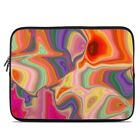 Zipper Sleeve Bag Cover - Mind Trip - Fits Most Laptops + MacBooks