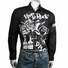 punk seditionaries Vive Le Rock    shirt Small - 3XL