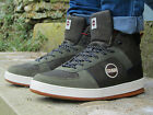 Shoes Colmar Renton AW 16 Drill Mid 011 Military Green Man Sneakers