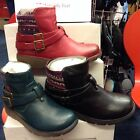 Heavenly Feet Scorpio Wedge Boots Ladies New Sizes 3,4,5,6,7,8 Flying Out Girls