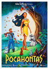 Pocahontas (1995) - A1/A2 POSTER **BUY ANY 2 AND GET 1 FREE OFFER**