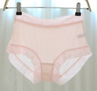 100% Pure Silk Knit Women's Full Coverage Panties Underwear Lingerie M L XL 2XL