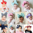 Внешний вид -  Kids Girl Baby Toddler Bow Headband Hair Band Accessories Headwear Head Wrap