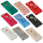 9 Colors New high quality Soft TPU i Jelly + Ring Case Covers for Phone Various