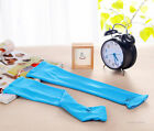 NEW Cooling arm sleeves Sun Protective UV Cover 1 Pair Variety color