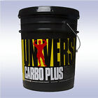UNIVERSAL NUTRITION CARBO PLUS (13 LB) carbohydrate powder stak m-stak pak cuts $54.95 USD on eBay