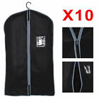 10 SUIT BAG DRESS CLOTHES BAGS TRAVEL PROTECTOR CARRIER GARMENT BAGS STORAGE