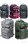 ALL CAMOUFLAGES!! TACTICAL BACKPACK ARMY USMC USN LARGE Survival EDC BUG OUT BAG