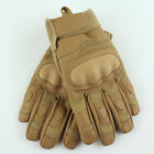Mens Army Green Lightweight Military Tactical All Purpose Duty Work Gloves Hot