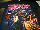 IRON MAIDEN TRANSYLVANIA OFFICIALLLY LICENSED T-SHIRT NEW !