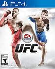 EA Sports UFC (Sony PlayStation 4, 2014) NEW SEALED