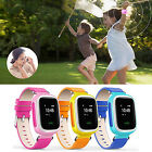 Kids Girls Anti-Lost GPS Smart Watch SOS Call Location Tracker For iPhone 7 Plus