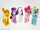 Peluche Originali My Little Pony Poni Mini Pony 34 cm Magici Rarity Rainbow Dash