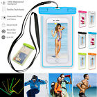 New Outdoors Sport Waterproof Pouch Dry Bag Fluorescent Case for iPhone 7/7...
