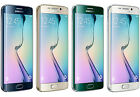 Samsung Galaxy S6 Edge Black Gold & More - SM-G925V Verizon *Refurbished*