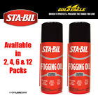 Sta-Bil Fogging Oil Cylinder Spray Protector 2 & 4 Cycle Engines - 12 oz - 22001