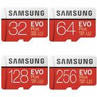Samsung 32GB 64GB 128GB 256GB Evo Plus Micro SD Card Mobile Phone Memory Card