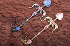 13CM League of Legends Heart hunter Wean LOL Keychain Keyring Collection Gift