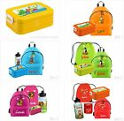 Set Backpack Junior | With Name and Desired Motif | School Schoolbag