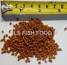DLS Fish Food Premium Sinking Cichlid Pellets 2mm Tropical Catfish Bottom Feeder