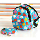 Deluxe Outward Small Puppy Bags Dog Backpacks for Hiking or Camping Food Carrier