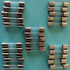 Fuses, Lot of 25 for C9 & C7 Christmas Lights  5 Amp 125 Volt 5A125V NEW