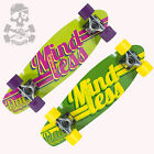 """MINDLESS - Daily - Complete Cruiser Skateboard - 24"""" x 7""""  - 83a 60mm wheels"""