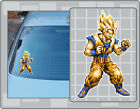 GOKU Sprite Vinyl Decal #1 from Dragon Ball Z PICK A SIZE! Car Laptop Sticker