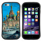 Anti-Shock Tpu Case Bumper Cover For Apple iPhone Russian Temple St. Petersburg