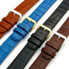CONDOR  'Louisiana' Leather Watch Strap Band Alligator Grain 16mm 18mm 20mm 169R