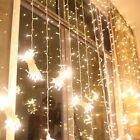 Indoor Outdoor christmas String Fairy Wedding Curtain Light - 96-1500 LED Lights <br/> 10-30M✔US/EU Plug✔Low Price✔Xmas Party Decor✔Hanging✔