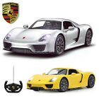 Official Licensed 1:14 Porsche 918 Spyder RC Radio Remote Control Car EP RTR
