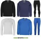 Kyпить Campri Boys Thermal Base Layer Long Sleeve Top Leggings Bottoms Sports Football на еВаy.соm