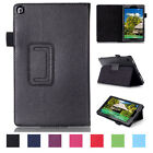 Smart Leather Screen Cover For Amazon Kindle Fire HD 8 2016 6th Gen Tablet Case