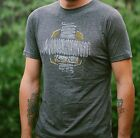 "Men's Gray ""Music Heals"" T-Shirt"