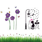 Pvc Removable Wall Sticker Home Decor Vinyl Mural Art Decal Stickers